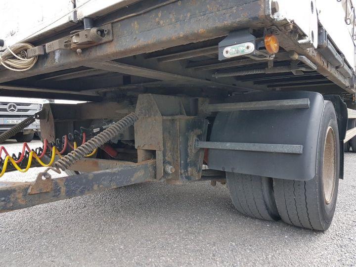 Camion porteur Volvo FH13 Rideaux coulissants 500 + SAMRO 3 essieux (2002) - COMBI 110m3 BLANC - 12