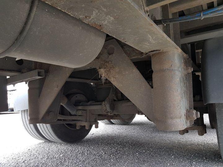 Camion porteur Volvo FH13 Rideaux coulissants 500 + SAMRO 3 essieux (2002) - COMBI 110m3 BLANC - 14