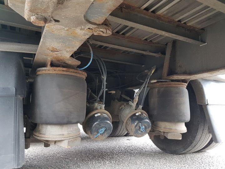 Camion porteur Volvo FH13 Rideaux coulissants 500 + SAMRO 3 essieux (2002) - COMBI 110m3 BLANC - 15