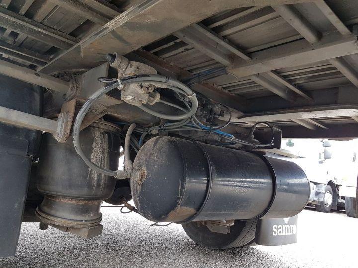 Camion porteur Volvo FH13 Rideaux coulissants 500 + SAMRO 3 essieux (2002) - COMBI 110m3 BLANC - 16