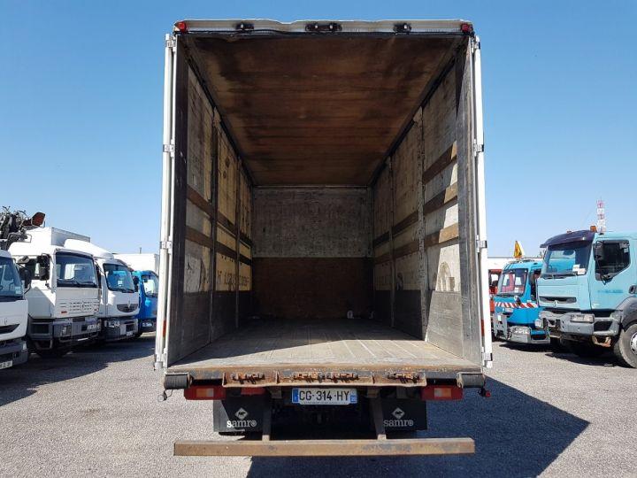 Camion porteur Volvo FH13 Rideaux coulissants 500 + SAMRO 3 essieux (2002) - COMBI 110m3 BLANC Occasion - 7