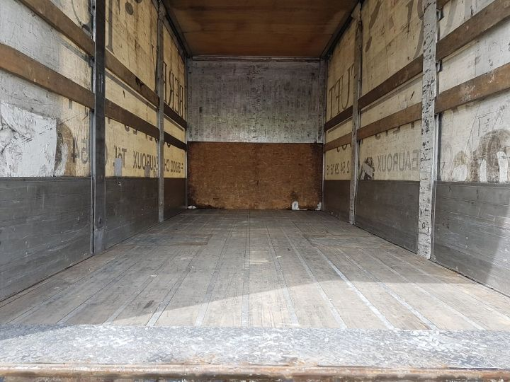 Camion porteur Volvo FH13 Rideaux coulissants 500 + SAMRO 3 essieux (2002) - COMBI 110m3 BLANC Occasion - 8