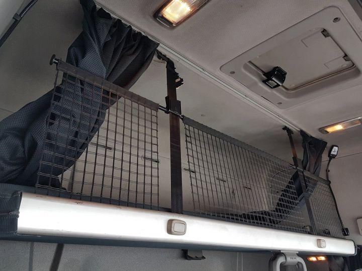 Camion porteur Volvo FH13 Rideaux coulissants 500 + SAMRO 3 essieux (2002) - COMBI 110m3 BLANC Occasion - 19