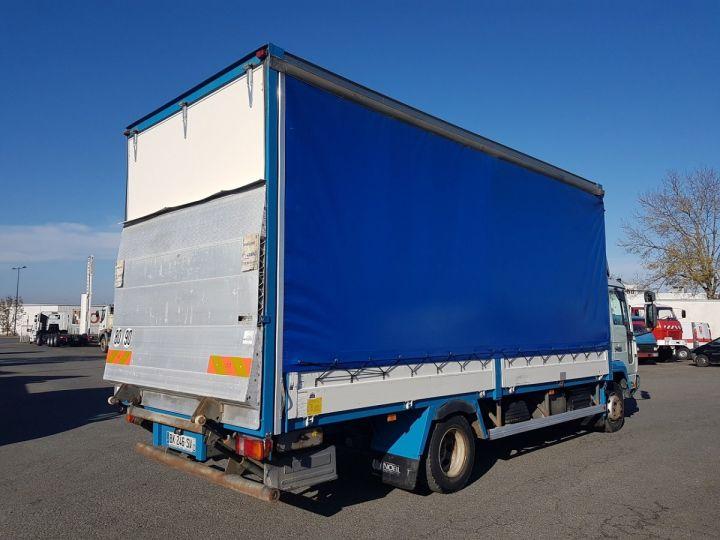 Camion porteur Volvo FL Rideaux coulissants 180.11 BLEU - VERT Occasion - 2