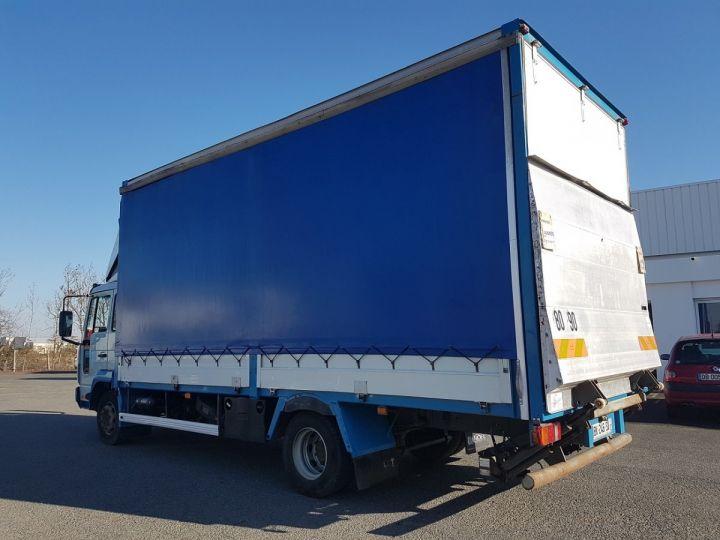 Camion porteur Volvo FL Rideaux coulissants 180.11 BLEU - VERT Occasion - 5