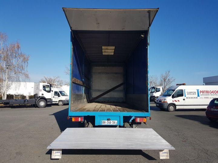 Camion porteur Volvo FL Rideaux coulissants 180.11 BLEU - VERT Occasion - 6
