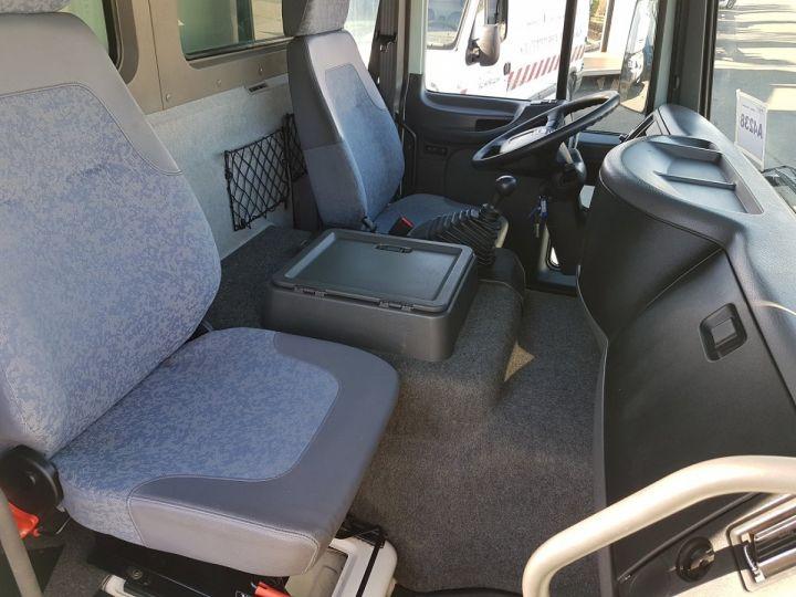 Camion porteur Volvo FL Rideaux coulissants 180.11 BLEU - VERT Occasion - 15