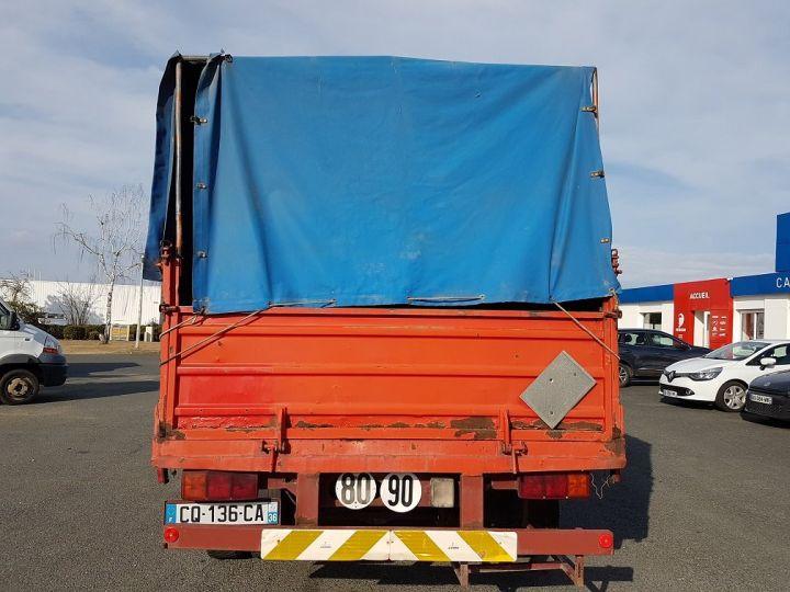Camion porteur Mercedes LK Savoyarde 809 R BLANC - ROUGE - BLEU - 4