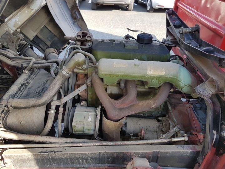 Camion porteur Mercedes LK Savoyarde 809 R BLANC - ROUGE - BLEU - 12