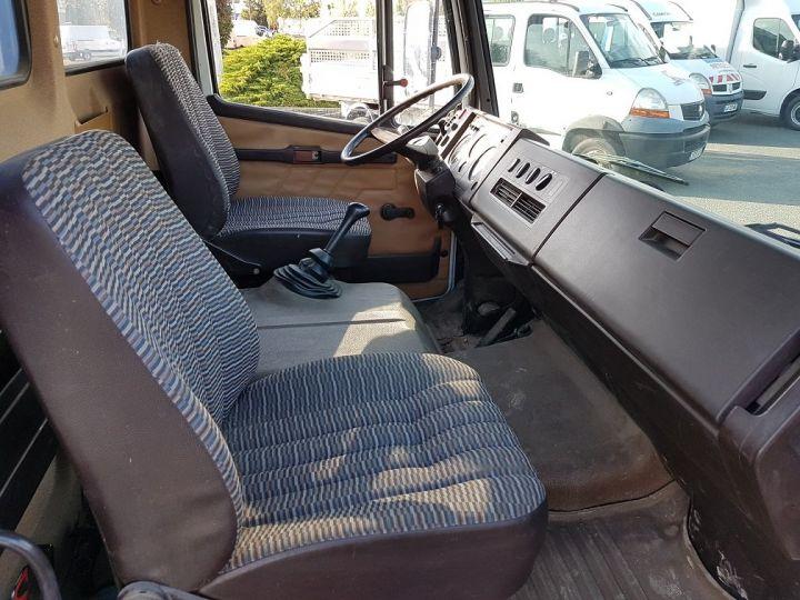 Camion porteur Mercedes LK Savoyarde 809 R BLANC - ROUGE - BLEU - 15