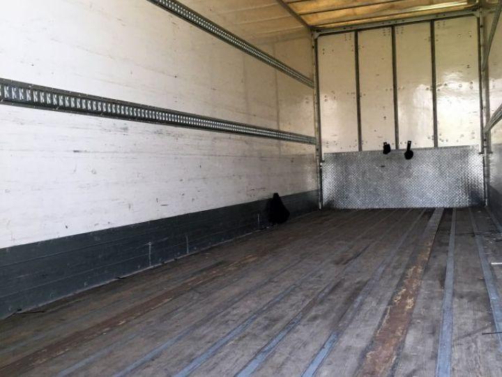 Camion porteur Scania blanc - 7