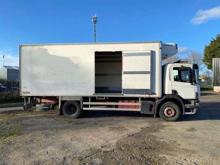 Camion porteur Scania G 94 G 220 FRIGORIFIQUE PENDERIE A VIANDE MANI-VIANDE BLANC - 2