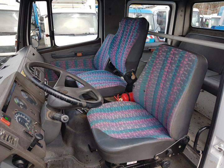 Camion porteur Mercedes LK Matériel de voirie 1214 - POINT-A-TEMPS RINCHEVAL BLANC - BLEU - 18