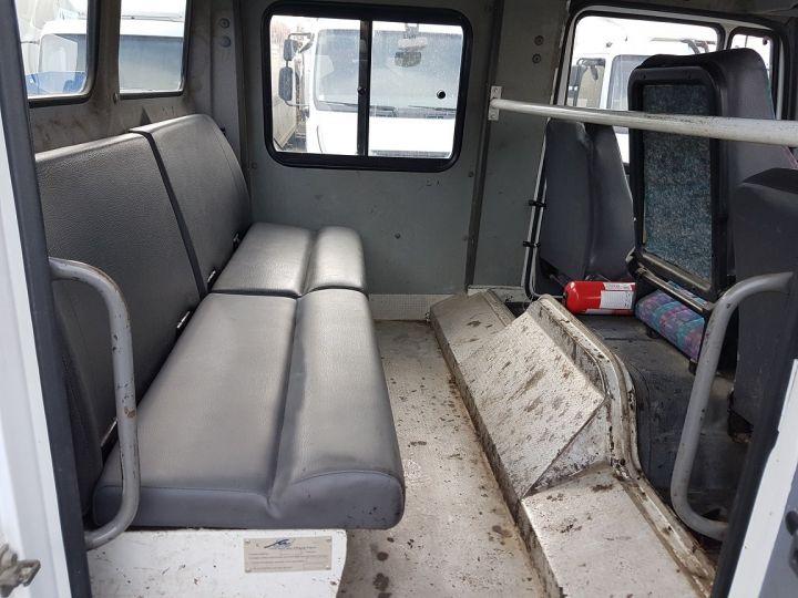 Camion porteur Mercedes LK Matériel de voirie 1214 - POINT-A-TEMPS RINCHEVAL BLANC - BLEU - 20