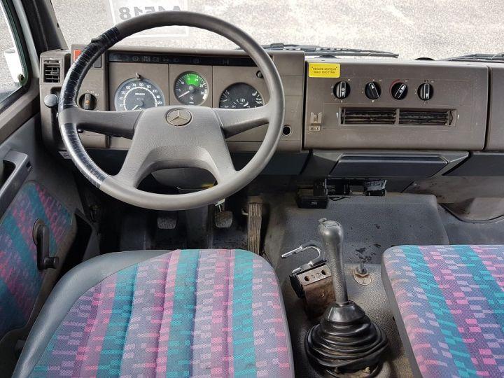 Camion porteur Mercedes LK Matériel de voirie 1214 - POINT-A-TEMPS RINCHEVAL BLANC - BLEU - 21