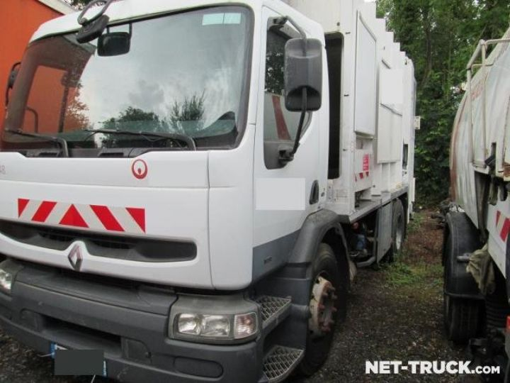 Camion porteur Renault Premium Matériel de voirie  - 2