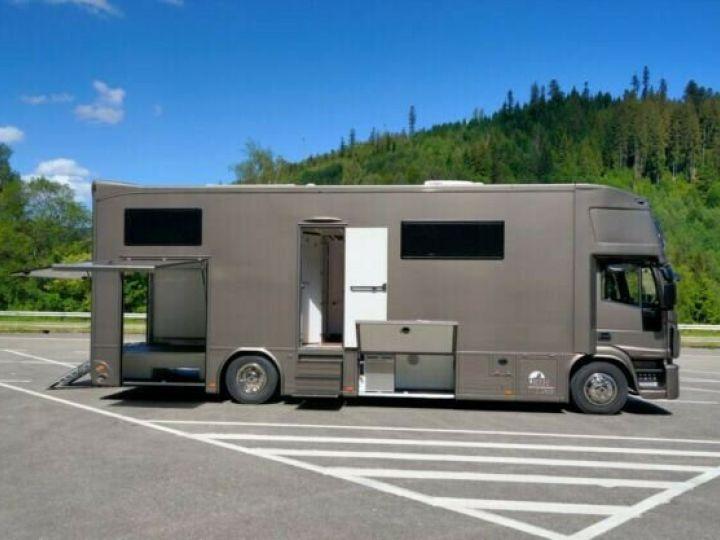 Camion porteur Volvo EUROCARGO 160E  Brun Peinture métallisée - 5