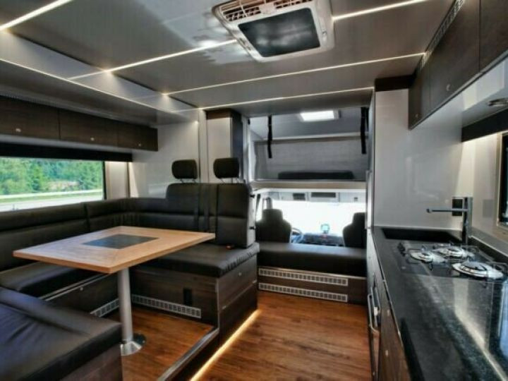 Camion porteur Volvo EUROCARGO 160E  Brun Peinture métallisée - 7
