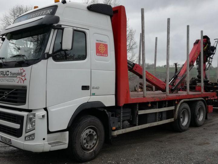 Camion porteur Volvo FH540  - 2