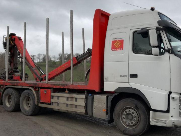 Camion porteur Volvo FH540  - 4