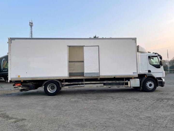 Camion porteur Volvo FL 280 FOURGON HAYON ELEVATEUR BLANC - 3