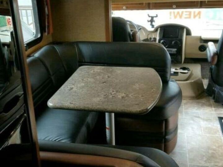 Camion porteur Volvo Thor Motor Coach Outlaw 37 Gris Peinture métallisée - 6