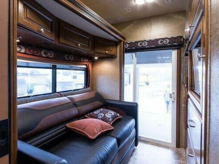 Camion porteur Volvo Thor Motor Coach Outlaw 37 Gris Peinture métallisée - 9