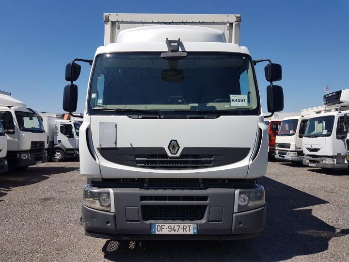 Camión Renault Premium Tauliner 380dxi.26 6x2 - P.L.S.C. pour chariot embarqué BLANC - 12