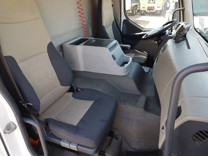 Camión Renault Premium Tauliner 380dxi.26 6x2 - P.L.S.C. pour chariot embarqué BLANC - 17