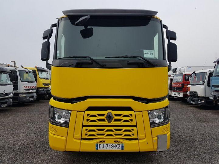 Camión Renault T Tauliner 460.19 JAUNE - 13