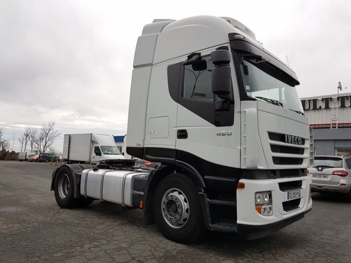 Camion tracteur BLANC Occasion - 3