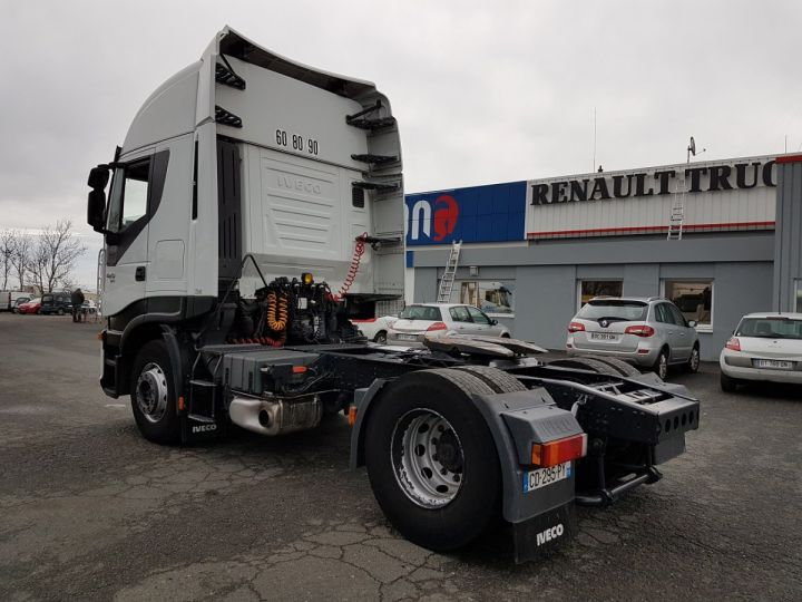 Camion tracteur BLANC Occasion - 4