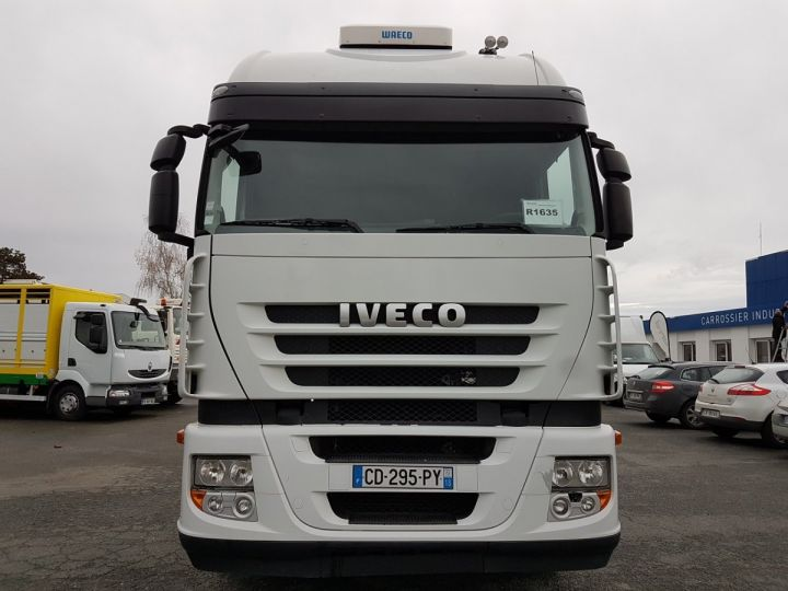 Camion tracteur BLANC Occasion - 5