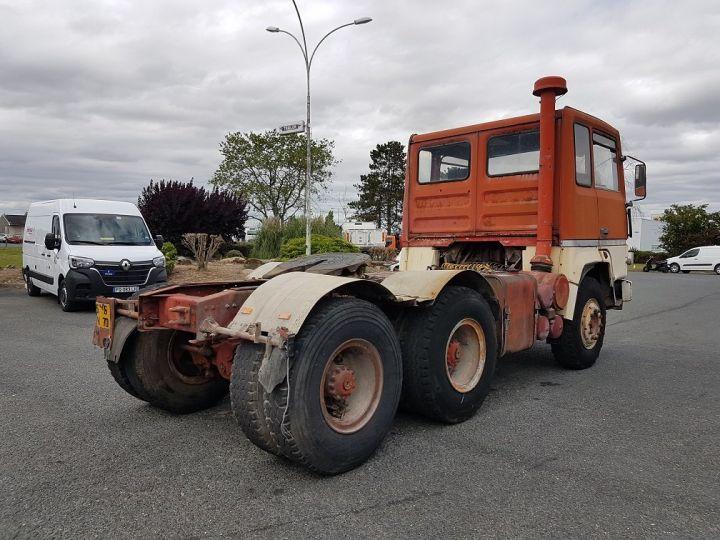 Camion tracteur Berliet TR H 350 6x4 ROUGE - BEIGE Occasion - 2