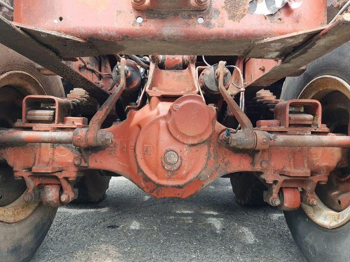 Camion tracteur Berliet TR H 350 6x4 ROUGE - BEIGE Occasion - 11