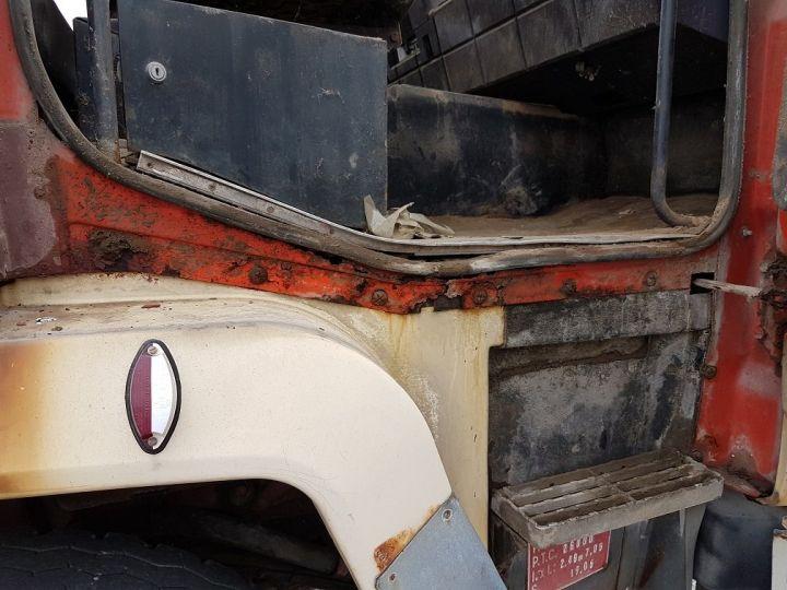 Camion tracteur Berliet TR H 350 6x4 ROUGE - BEIGE Occasion - 14