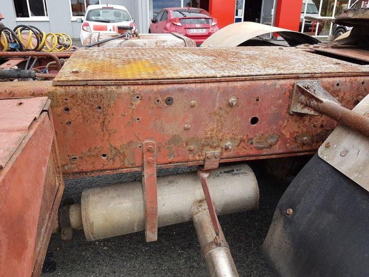 Camion tracteur Berliet TR H 350 6x4 ROUGE - BEIGE Occasion - 21