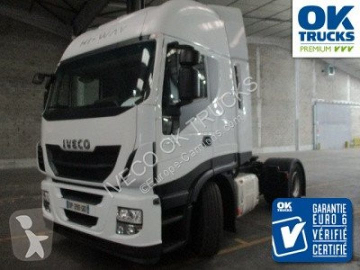 Camion tracteur Iveco AS440S46T/P  - 1