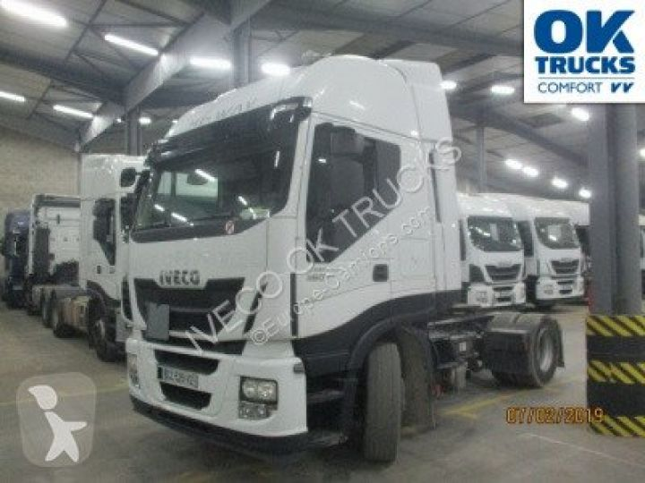 Camion tracteur Iveco AS440S46TP  - 1