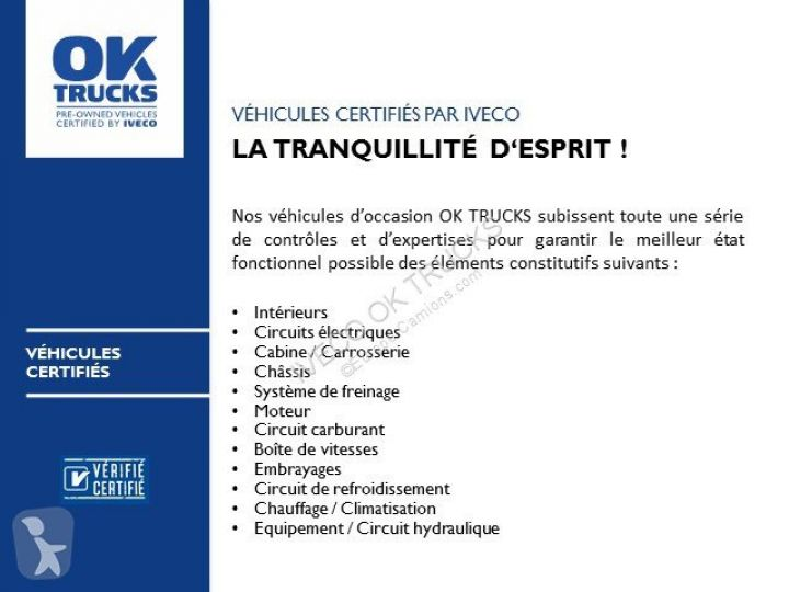 Camion tracteur Iveco AT440S40T/P  - 8