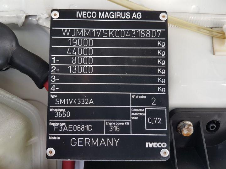 Camion tracteur Iveco Stralis 430 EUROTRONIC - Sans carte grise BLANC - 21