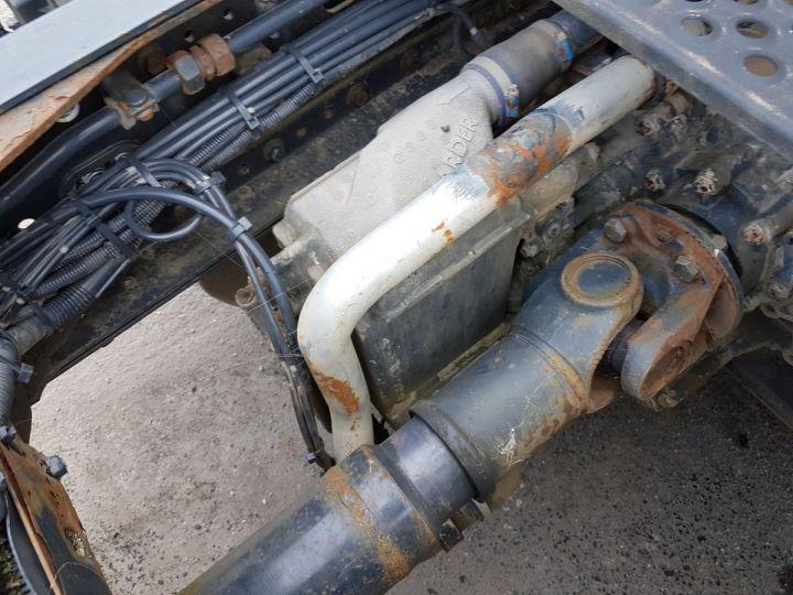 Camion tracteur Iveco Stralis AS 420 - Pour pièces (panne BV + chocs cabine) BLANC Occasion - 9