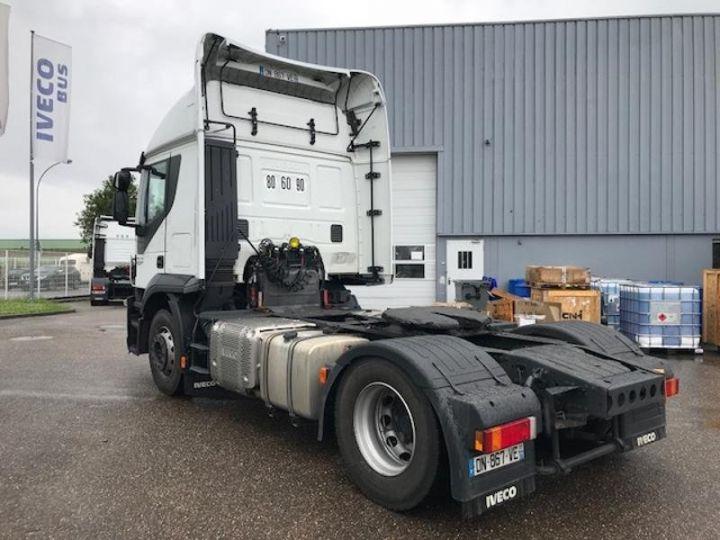 Camion tracteur Iveco Stralis Hi-Road AT440S46 TP E6 - offre de location 825 Euro HT x 36 mois* Blanc - 5