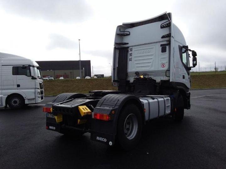 Camion tracteur Iveco Stralis Hi-Way AS440S46 TP E6 - offre de locatio925 Euro HT x 36 mois* Blanc - 3