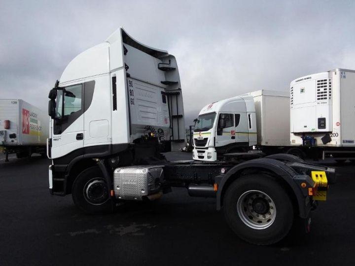 Camion tracteur Iveco Stralis Hi-Way AS440S46 TP E6 - offre de locatio925 Euro HT x 36 mois* Blanc - 4