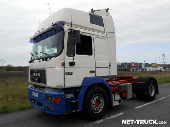 Camion tracteur Man F2000  Occasion - 1