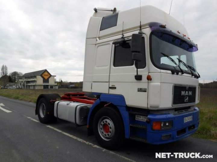 Camion tracteur Man F2000  Occasion - 3