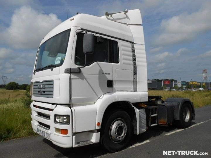 Camion tracteur Man TGA  Occasion - 1