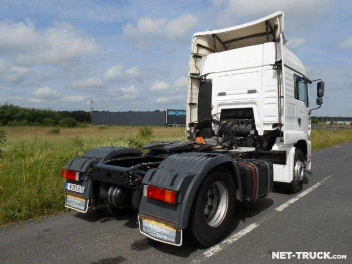 Camion tracteur Man TGA  Occasion - 2