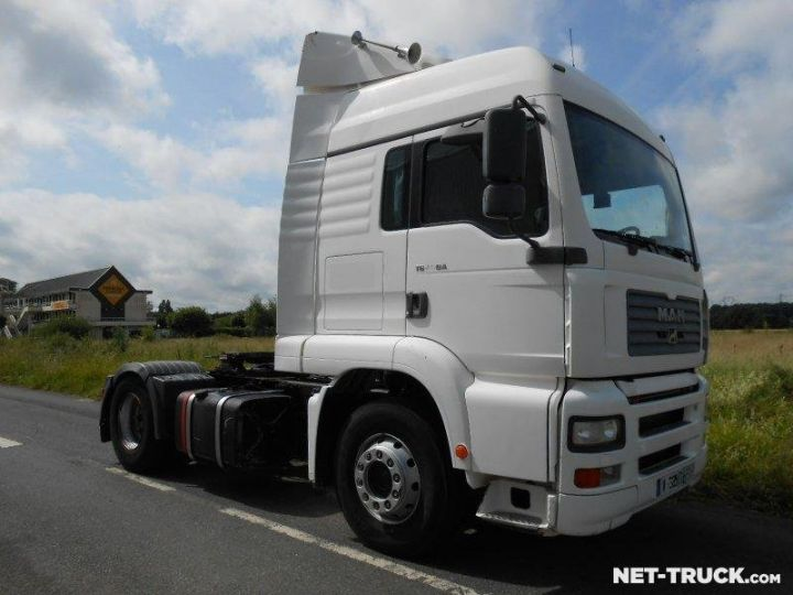 Camion tracteur Man TGA  Occasion - 3